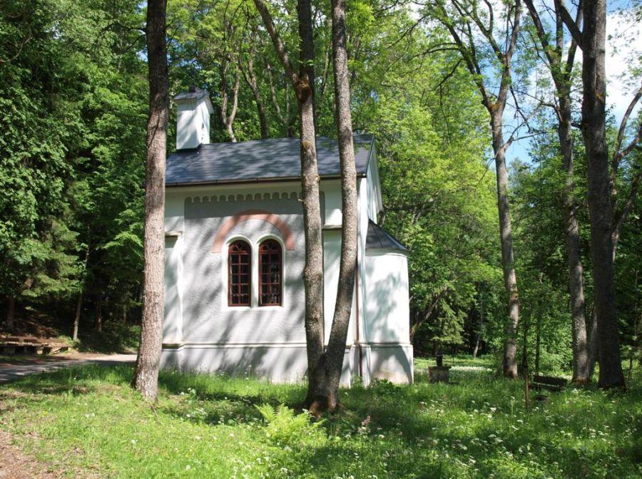 Výsledek obrázku pro mariánská kaple u lizu